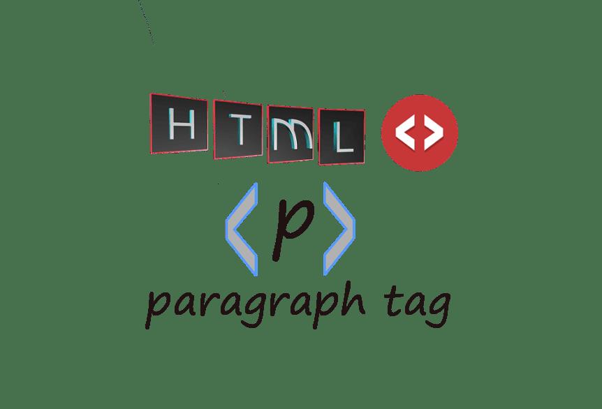HTML paragraph tag: p