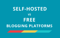 Should I Choose a Hosted or Non-hosted Blogging Platform?