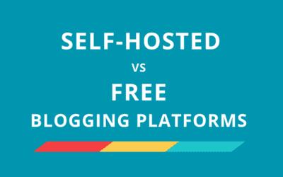 Should I Choose a Hosted or Non-hosted Blogging Platform?
