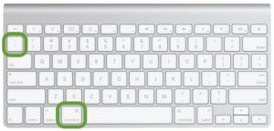 Backtick key on Mac Keyboard