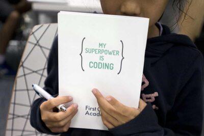 Computer programming education goes viral in China