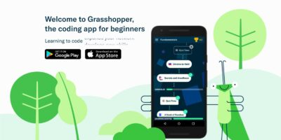 "Google's ""Grasshopper"" Mobile Game Teaches Adults How To Code In An Easy, Accessible Way — And It's Free"