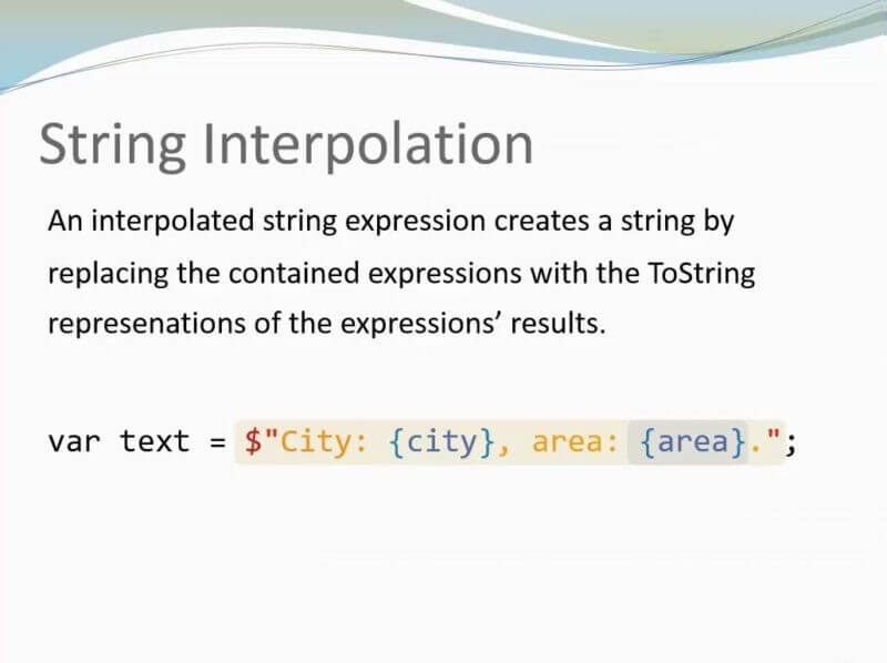 Introduction to JavaScript - Variables: String Interpolation II