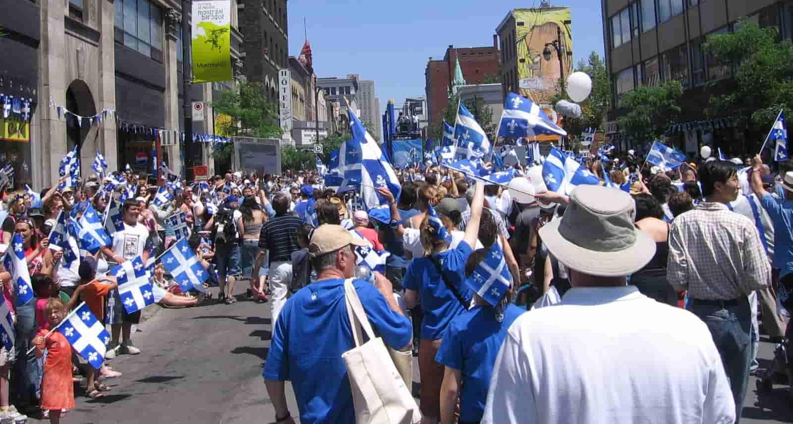 St. Jean Baptiste Day (Quebec)