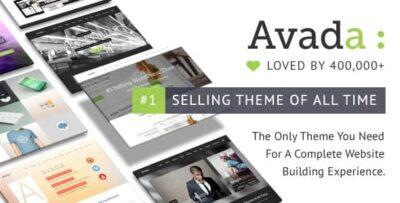 Avada Theme Version 5.5.2