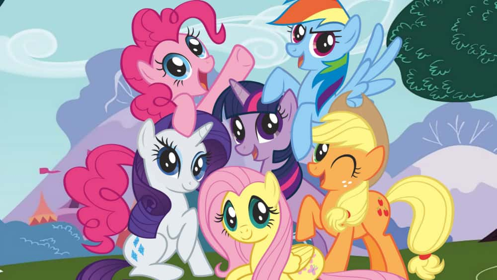 My little pony learning game in VB.NET