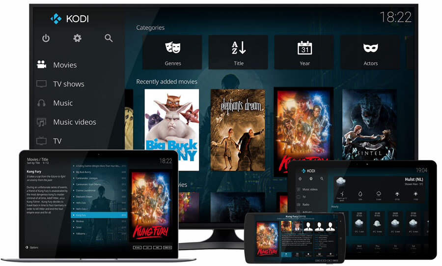 What is Kodi or XBMC?