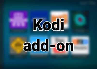 About Kodi Add-ons