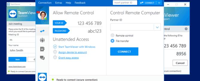 How do I get FREE remote desktop support?