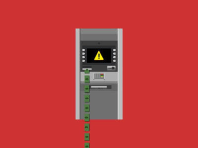 ATM hacking has gotten so easy, the malware's a game