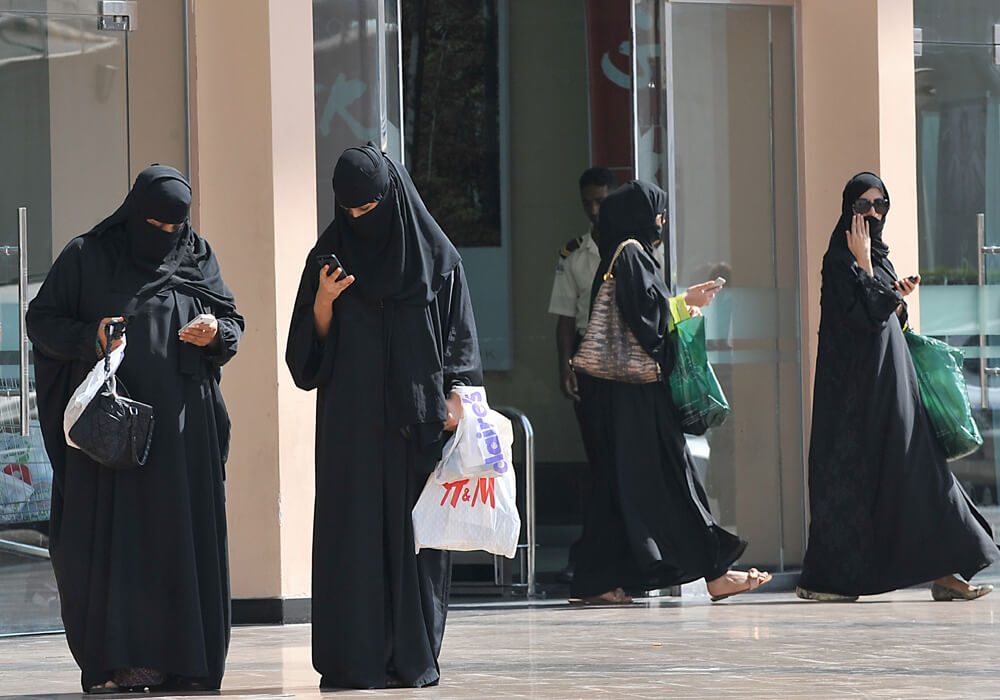 Google and Apple in trouble for offering Saudi app that allows men to track women and limit the dates and places