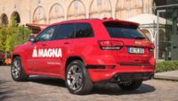 Magna's new MAX4 self-driving platform offers autonomy up to Level 4