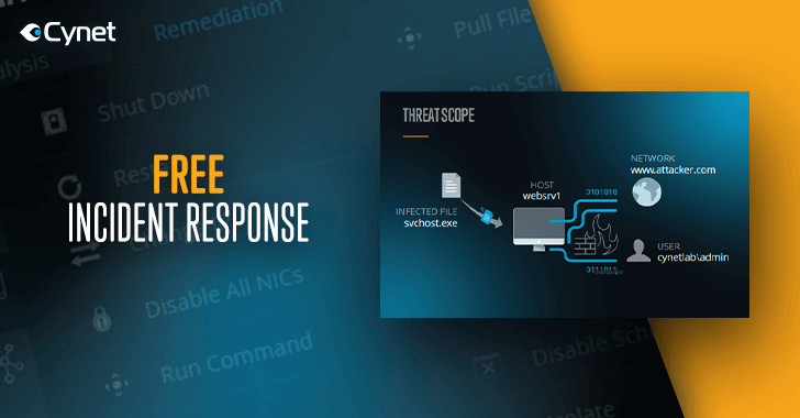 Cynet Provides Security Responders with Free IR Tool for incident response