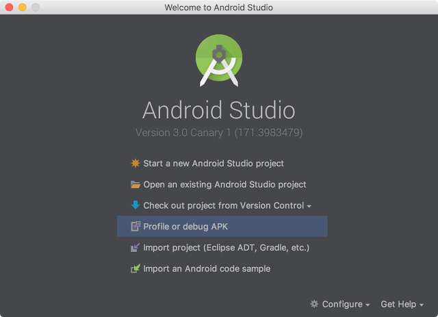 GOOGLE BRINGS ONE-CLICK INSTALL FOR ANDROID STUDIO ON CHROME OS