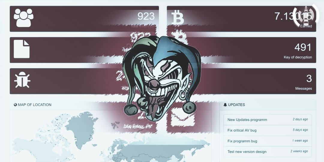 Jokeroo Ransomware as a Service Pulls an Exit Scam