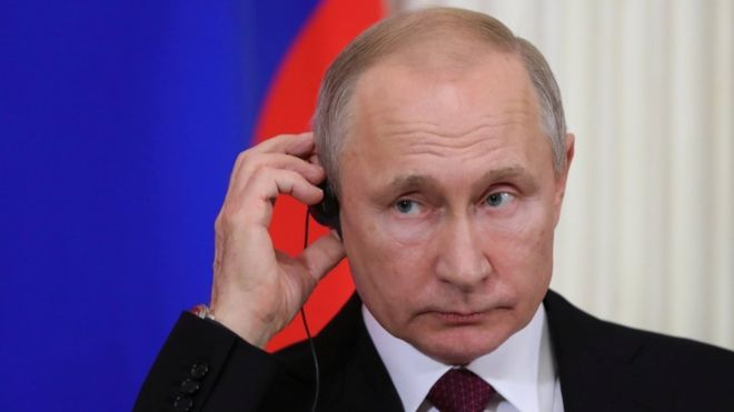 Russia 'successfully tests' its unplugged internet