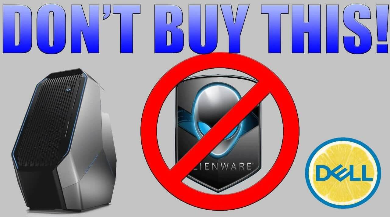 Should I buy a Dell Alienware laptop?